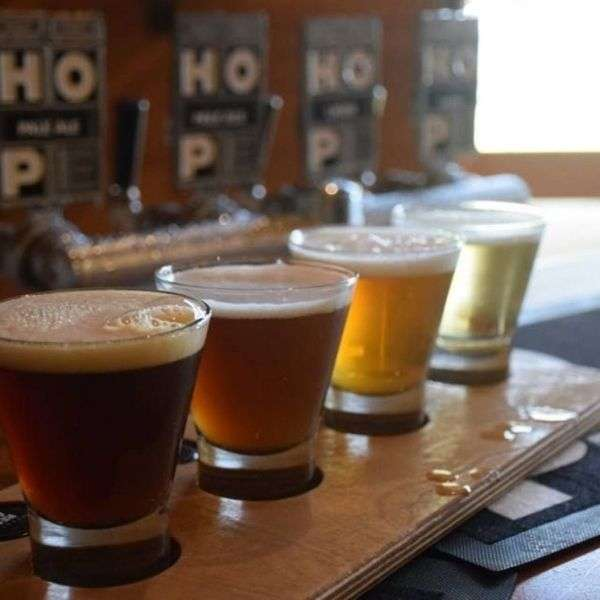 Hunter valley brewery tours